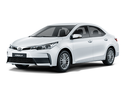 Toyota Corola 2018